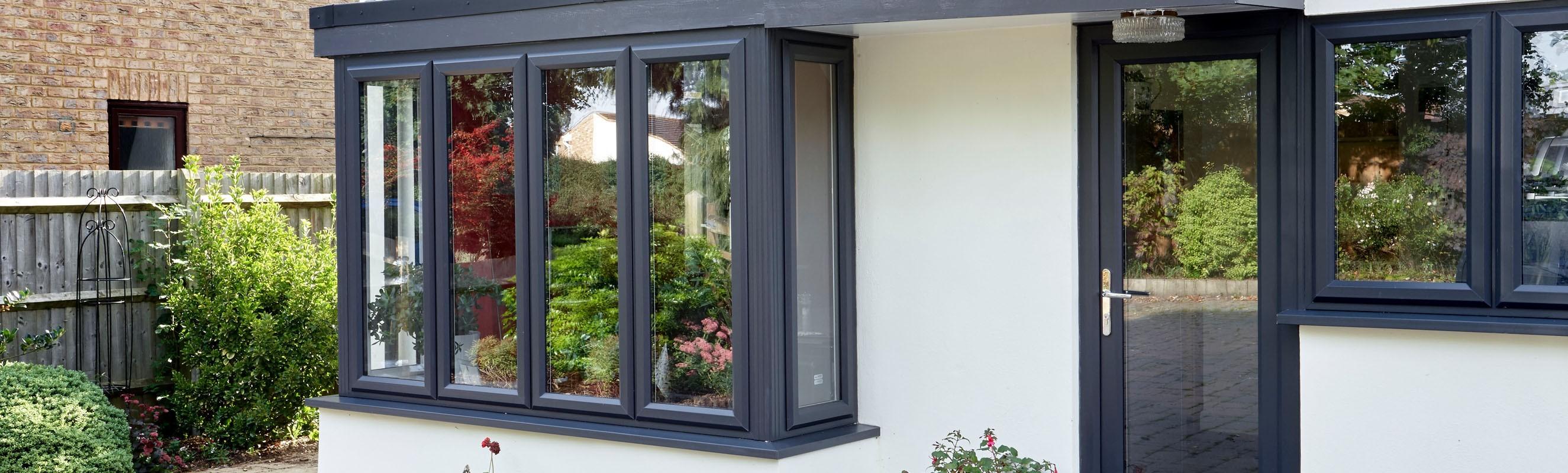 Double Glazed UPVC Windows   UPVC Doors   Bi fold Doors - Albro Windows